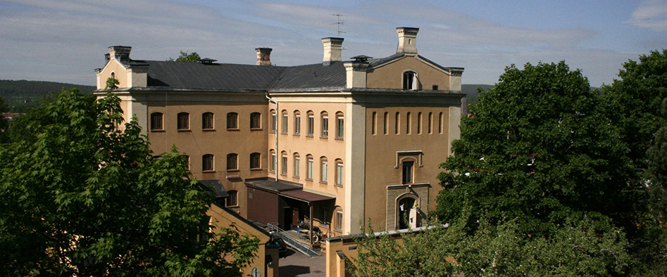 Falu Fängelse Vandrarhem & Konferens - Utsida